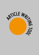 ArticleWritingTool
