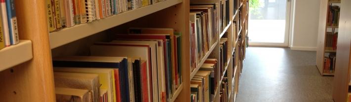Biblioteket i Slagelse