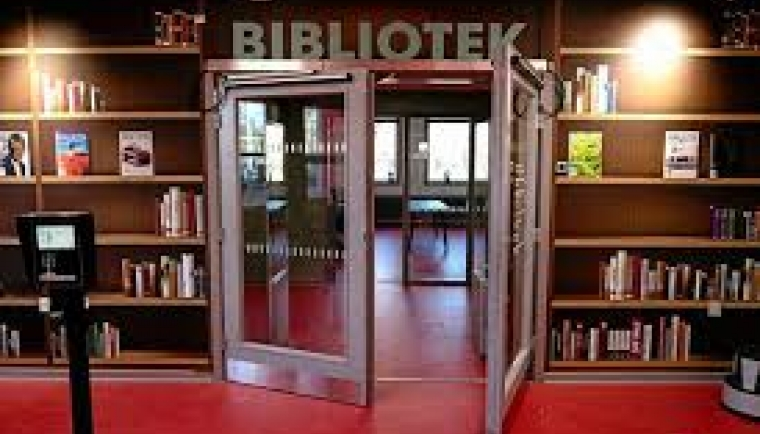 Bibliotek billede