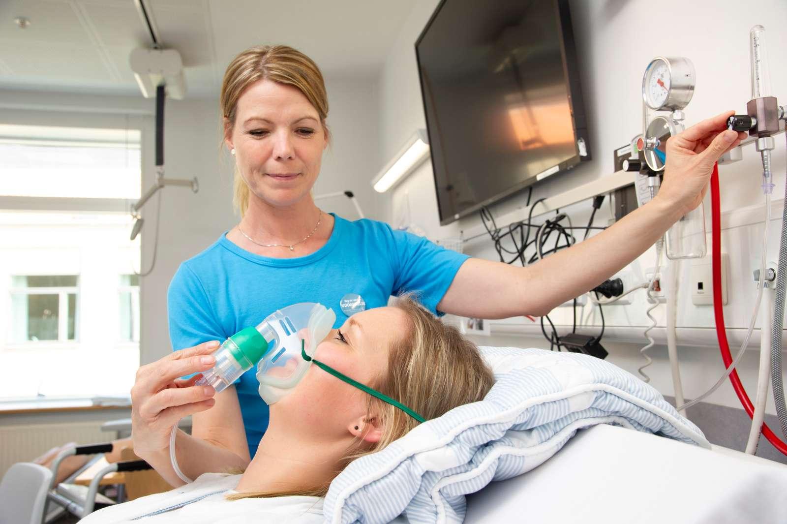 Sygeplejerskeuddannelsen